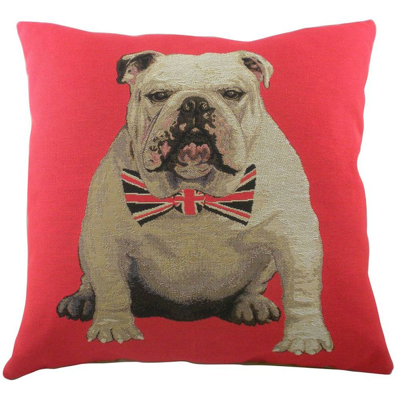 Pp Churchill Cushion by Evans Lichfield from www.PetsPyjamas.com £25.00 MR