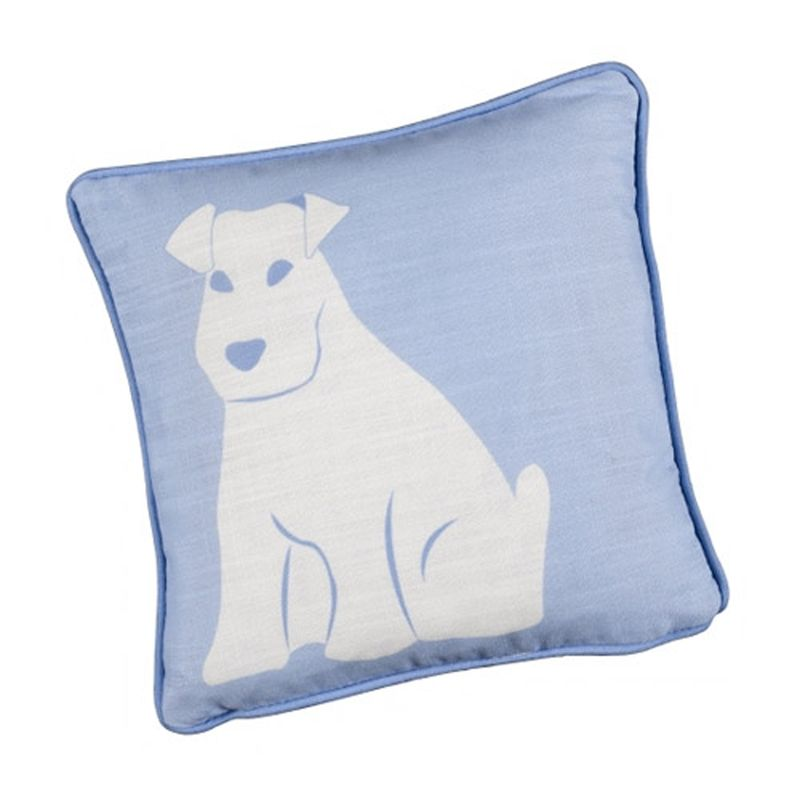 Pp Dog cushion by White Rabbit at Pets Pyjamas for £25.00 HR