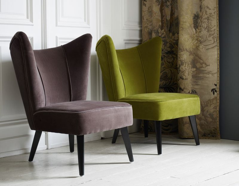 Brissi - Locanda chairs £495  www.brissi.com 0844 800 9912