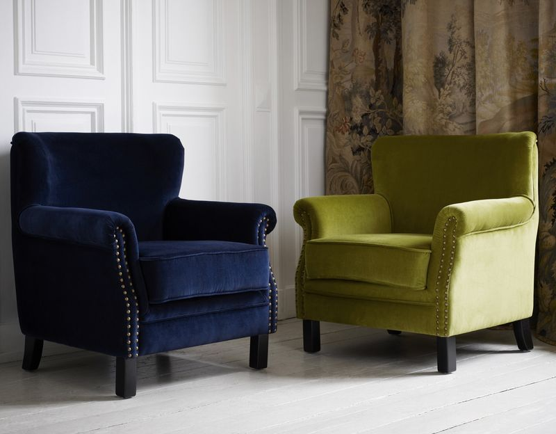 Brissi - Portobello armchairs - lifestyle - Portrait
