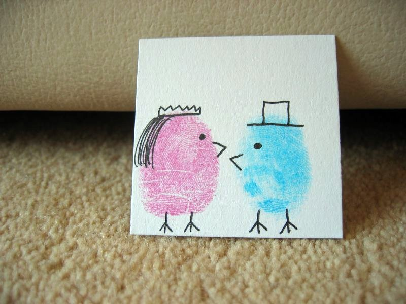 Bird invitation