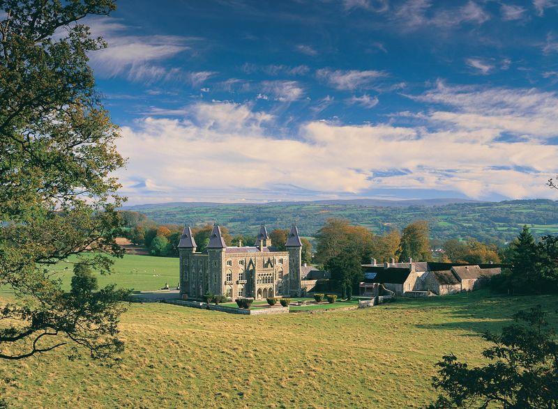 Dinefwr - credit Visit Wales