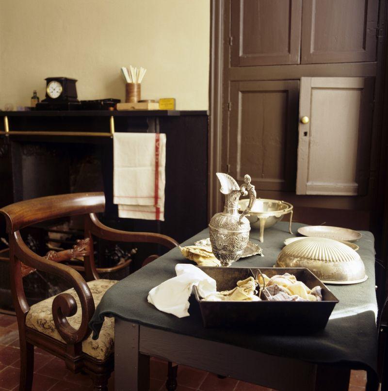 Butler's Pantry at Llanerchaeron Andreas von Einsiedel ntpl_125121