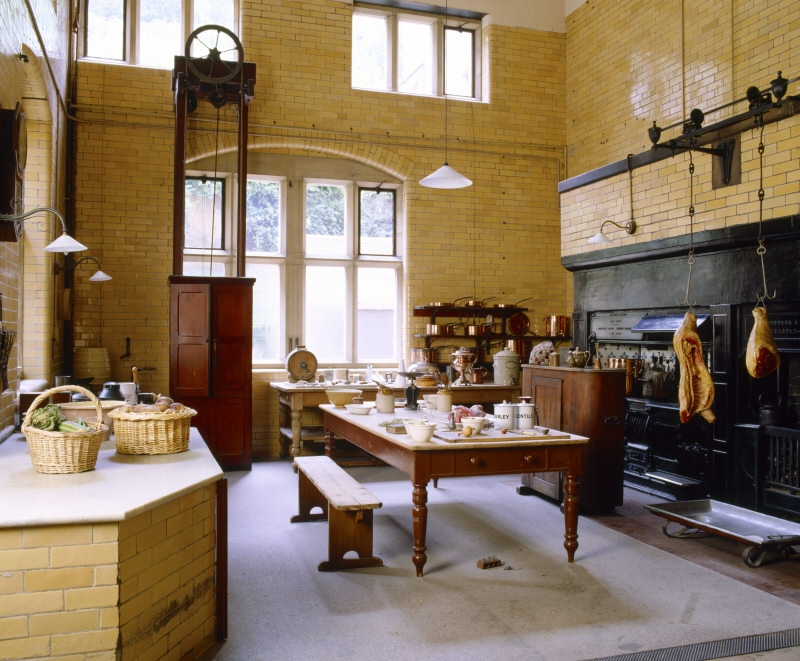 The Kitchen at Cragside NTPLNadia Mackenzie ntpl_142413