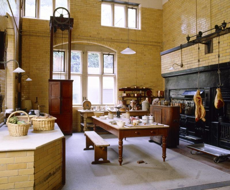 The Kitchen at Cragside NTPLNadia Mackenzie ntpl_142413