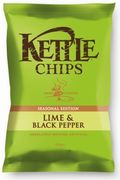Kettle Chips Lime and Pepper_0