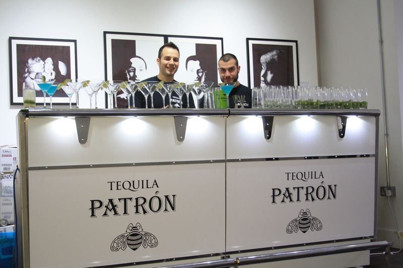 Patron Tequila Bar