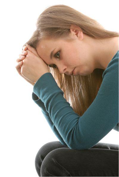 Depressed-girl-clipart