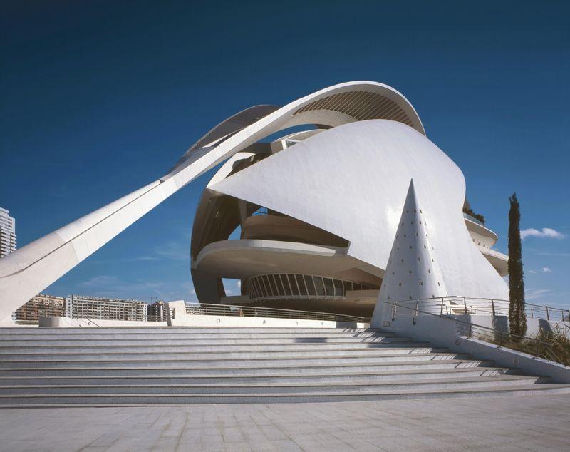 ValenciacityartssciencesCORBIS