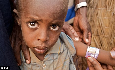 Africanfamine