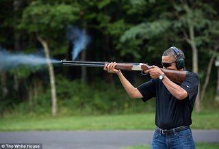 Obama shotgun dm pic
