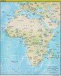Africa map wiki