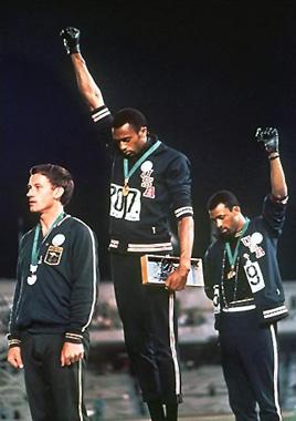 Black power salute wiki
