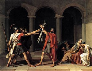 Oath of the horatii wiki