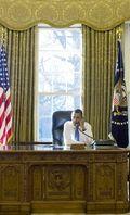 Obama oval office wiki