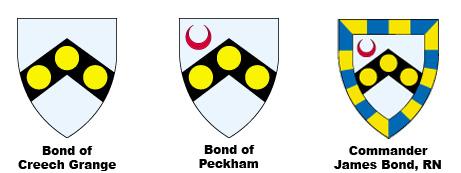 Bond of Creech Grange