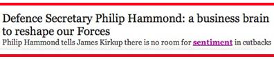 Hammond headline