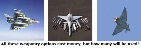 Typhoon weaponry