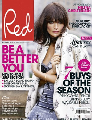 Red magazine questioned mothers and childless women on their work/life balance