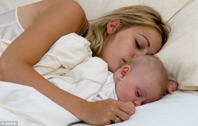 There has been a marked increase in bed sharing in the last 10 years. experts say medical professionals should be giving new parents clear advice about the dangers of co-sleeping
