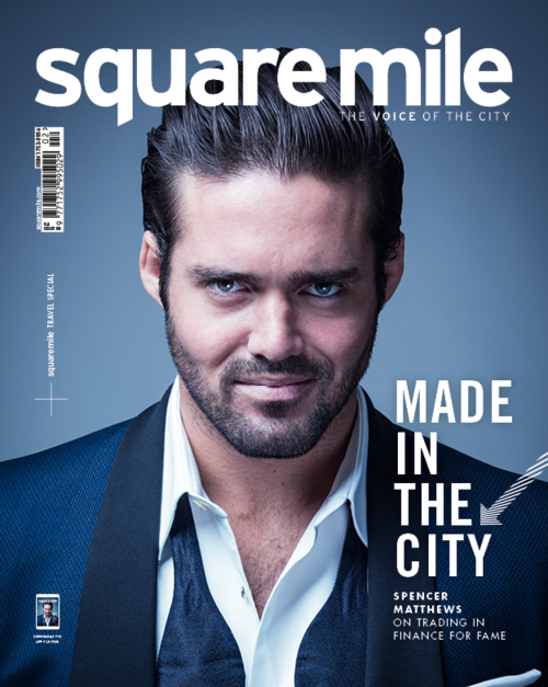 Square Mile Cover
