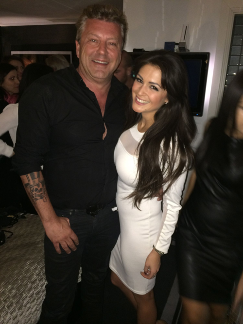Mark Fuller and Casey Batchelor