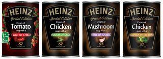 Heinz-soup