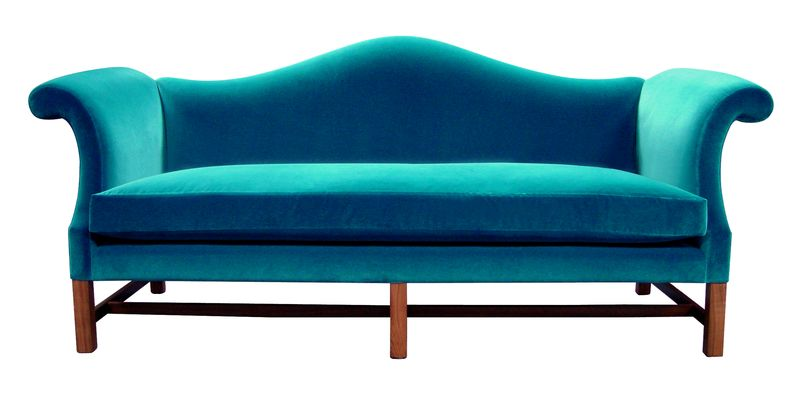 Rume Phyfe Sofa - Blue
