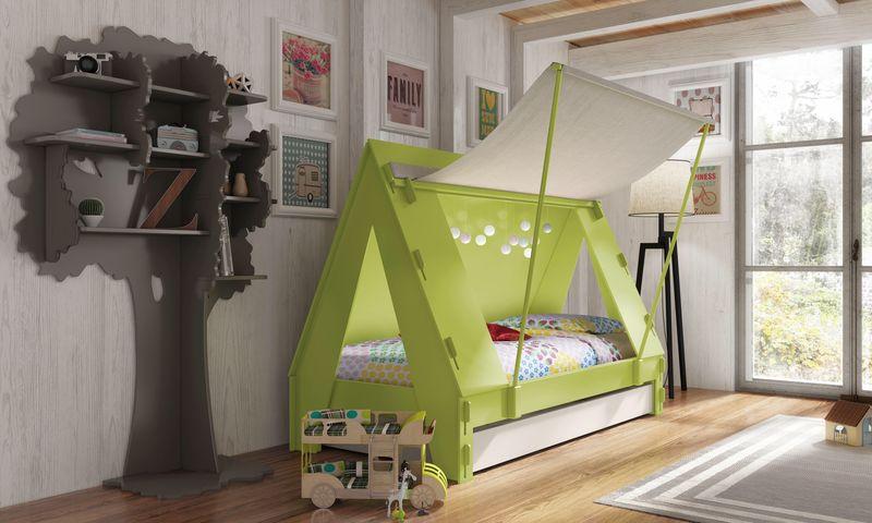 Kids bed tent 2