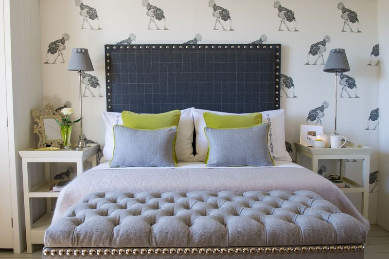 Teasel England Bedroom Lifestyle