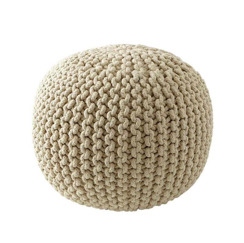 Very Knitted_pouffe