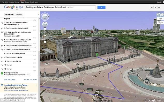 Google view 2