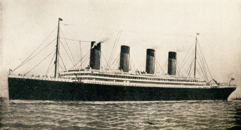 Original titanic