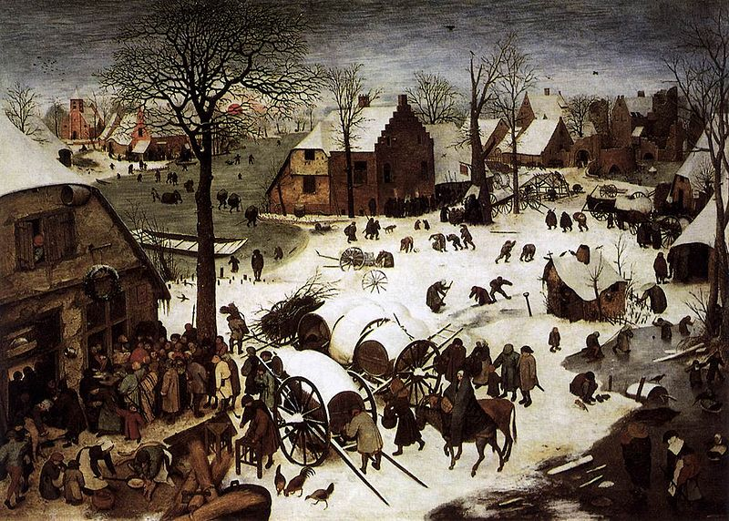 800px-Pieter_Bruegel_the_Elder_-_The_Census_at_Bethlehem_-_WGA03379