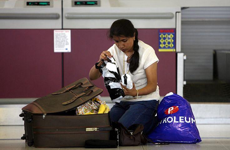 Airportluggage
