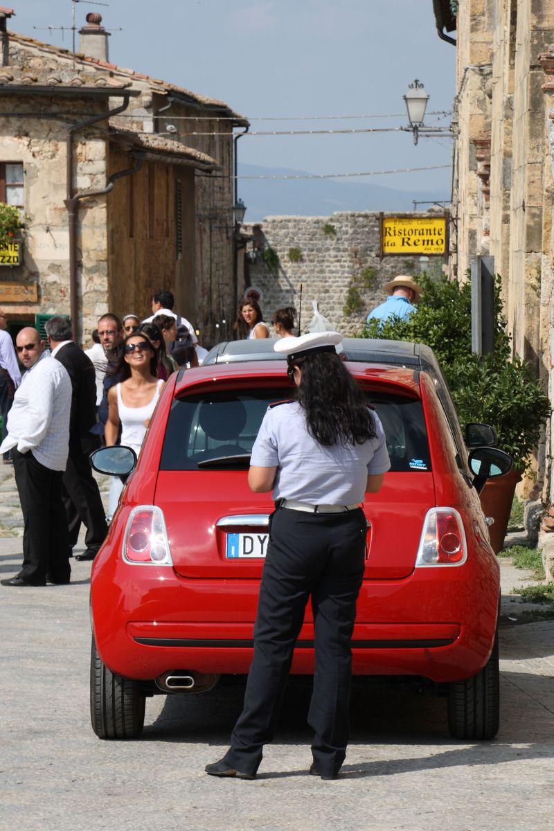 Italiantrafficwarden