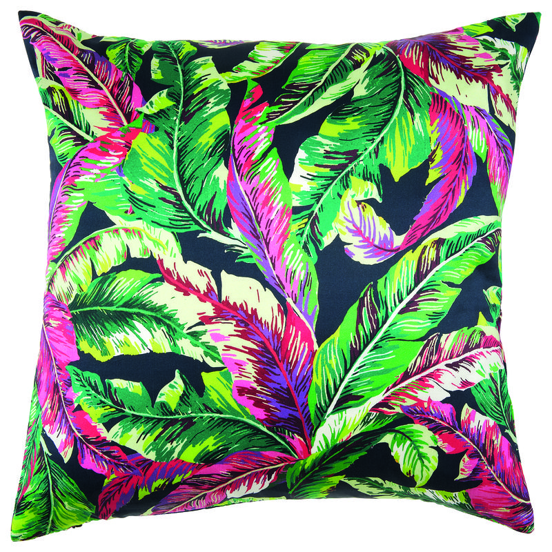 M&S Rio Leaf Cushion £25 T475111 (2)