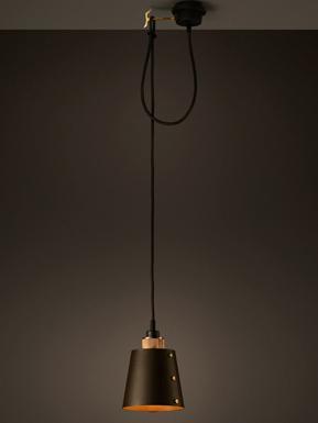 Hooked pendant