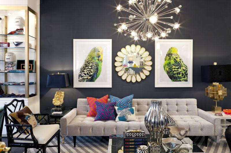 Jonathan Adler - Notting Hill store interior - Portrait (3)