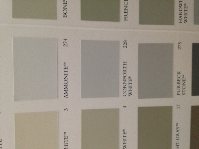 What Colours Go Into Antique White Paint