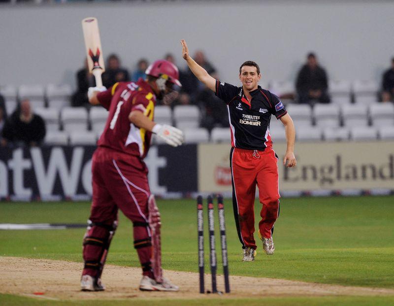 Cricket blog Stephen Parry