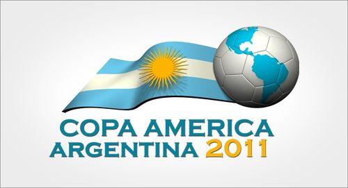 Copa america 2011 logo