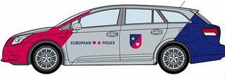 Euro pol car dm