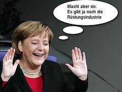 Merkels Zukunft gesichert