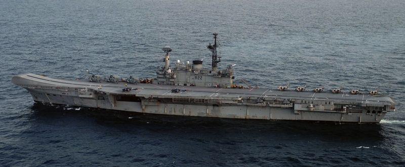 INS Viraat - Hermes class carrier