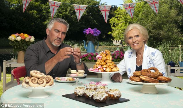 The kids channel has even started showing their own versions of popular shows like The Great British Bake Off