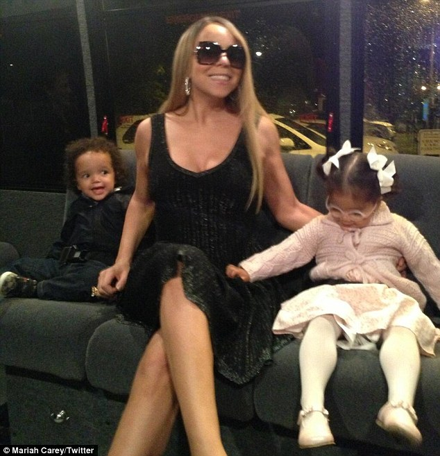 Mariah Carey continued the theme when she named her two-year-old twins Moroccan (a boy) and Monroe (a girl)