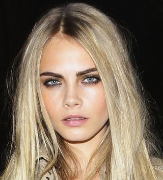 Cara Delevingne head shot