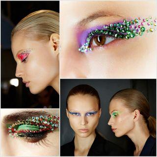 Dior techno jewel eyes