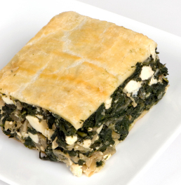 Spinach-pie